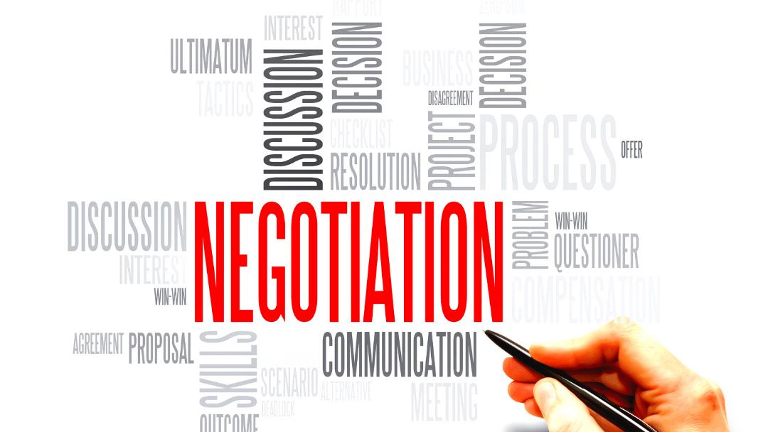 Afbreken van onderhandelingen tijdens corona